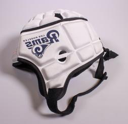 Gamebreaker Los Angeles Rams White Padded Helmet Multi-Sport