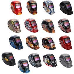 Lot Welding Helmet Pro Solar Auto-Darkening Mask Grinding We