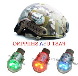 FMA Manta Strobe *IR LIGHT* Type 2 Helmet Strobe Lights *RED
