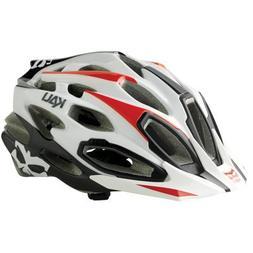 Kali Protectives Maraka XC Helmet Core Black/Red, S/M