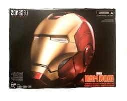 marvel legends iron man electronic helmet avengers