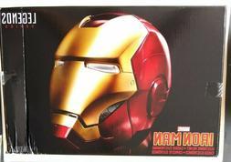 Marvel Legends Iron Man Electronic Helmet Full Scale Replica