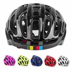 Men Women Cycling Helmets Matte Backlight Mountain Road Bicy