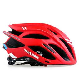 Men Women Piece Molding Cycling Helmet for Head Protection B
