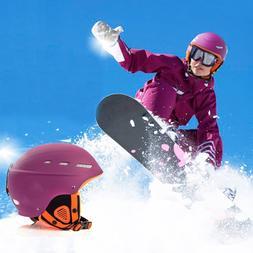 Men Women Ski <font><b>Helmet</b></font> Protection Winter A
