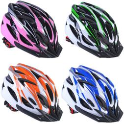 Men Women Travel Mountain Bicycle Helmet Sports Cycling Road
