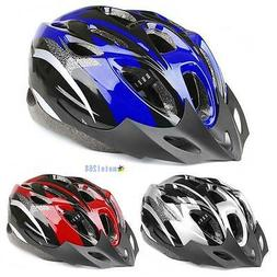Mens Adult MOB Bike Bicycle Road Cycling 18 Holes Safety Hel