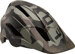 Fox Racing Metah Mountain Bike Helmet Green Camo, XS/S