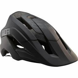 Fox Racing Metah Mountain Bike Helmet Matte Black, XL/XXL