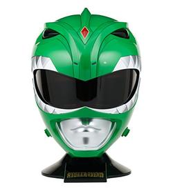 Power Rangers Mighty Morphin Legacy Ranger Helmet, Green