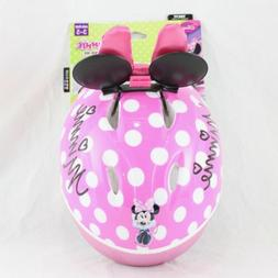 Minnie Mouse Bell Kids Girls Youth Bike Bicycle Helmet Ages