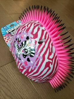 Raskullz mohawk child helmet 5-8 years zebra pink toddler bi