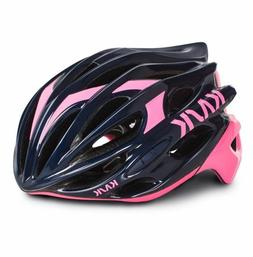 Kask Mojito Helmet Navy Blue and Pink Size Large