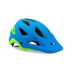 Giro Montaro MIPS MTB Helmet Matte Blue/Lime Medium