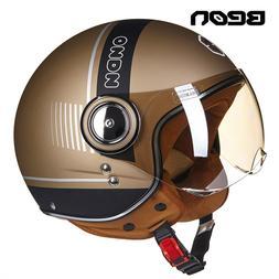 BEON motorcycle <font><b>helmet</b></font> Vintage scooter o