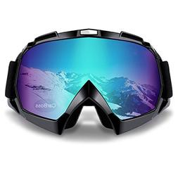 New Motorcycle Goggles, CarBoss Anti UV Safety Eye Protectio