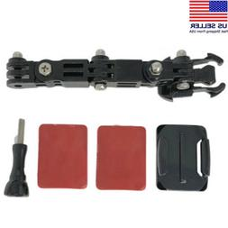 Motorcycle Helmet Front Chin Mount Holder For GoPro Hero6 5