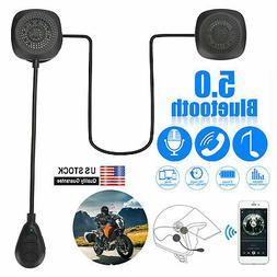 Motorcycle Helmet Headset Wireless Bluetooth 5.0 Headphone S