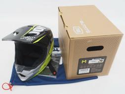 New! 100% Status Full Face Down Hill Mountain Bike Helmet -M