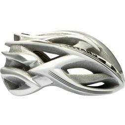 NEW CRATONI Bullet Road Bicycle Helmet L/XL  Pearlwhite-Silv