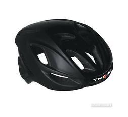 Suomy GLIDER Road Cycling Helmet : BLACK/MATTE BLACK - NEW I