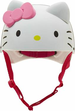 New Bell Hello Kitty Bike 3D Ears & Bow Helmet 5 - 8 Years O