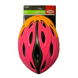 NEW Bell Hitch Pink Adjustable Bicycle Helmet Youth Ages 8-1