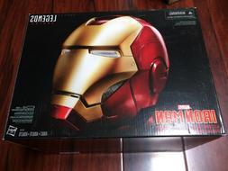 NEW Marvel Legends Iron Man Electronic Helmet Full Scale Adu