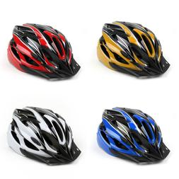 New Mens Adult Street Bike Bicycle Cycling Safety Carbon Hel