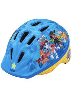 New! Paw Patrol Bicycle Skate Helmet 3+ Yrs Adjustable Strap