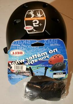 """NEW Bell Segment Multi-Sport Helmet Matte Black20 1/2""""-22"""" 5"""