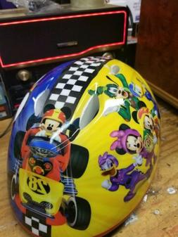 NEW Bell Sports Mickey Mouse and the Roadster Racers Bike He