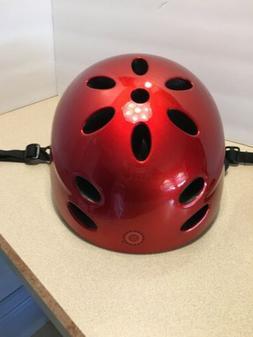 New Razor V17 Multi-Sport Youth Helmet, Lucid Red size mediu