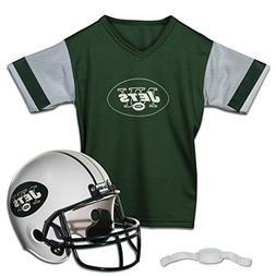 Franklin New York Jets Football Helmet and Jersey Set