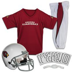 nfl arizona deluxe youth uniform