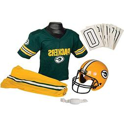 Franklin Sports NFL Green Bay Packers Youth Licensed Deluxe