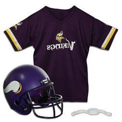 Franklin Sports Nfl Minnesota Vikings Replica Youth Helmet &