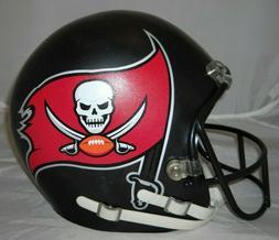 NFL TAMPA BAY BUCCANEERS FULL SIZE FOAM HELMET HEAD NEW