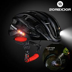 RockBros Outdoor Sport Cycling Bike Helmet USB Rechargeable