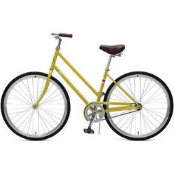 Critical Cycles Parker Step-Thru City Bike with Coaster Brak
