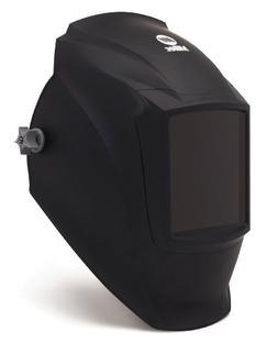Passive Welding Helmet, Black, Classic MP-10, 8 to 12 Lens S