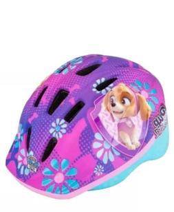 Paw Patrol SKYE Bike Helmet Kids Toddler dog New bicycle Pup