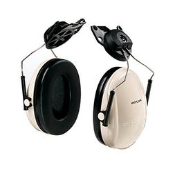 3M Peltor H6P3E/V Optime 95 Helmet Attachable Earmuff, Heari