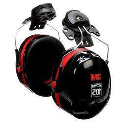 3M Peltor Optime 105 Helmet Mount Earmuffs.