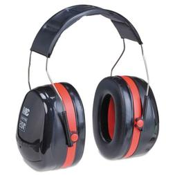 3M Peltor Optime 105 Over the Head Earmuff, Ear Protectors,