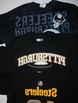 NFL Team Apparel  Pittsburgh Steelers T Shirts