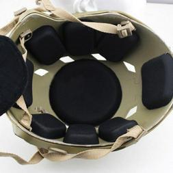 Portable EVA <font><b>Helmet</b></font> <font><b>Pads</b></f