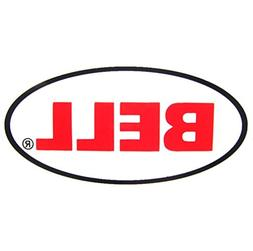 Bell Powersports 80mm Oval Decal - Pack of 25 - 112253