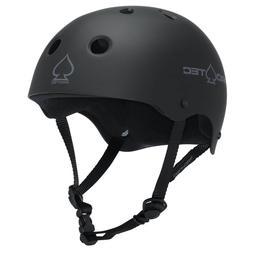 ProTec Classic Helmet - Matte Black