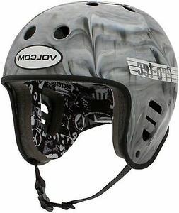 ProTec Full Cut Certified Bicycle Helmet Volcom Cosmic Matte